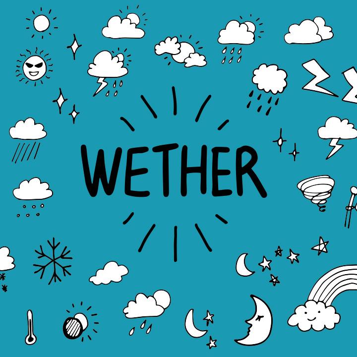 地域によって気象の特徴が違う